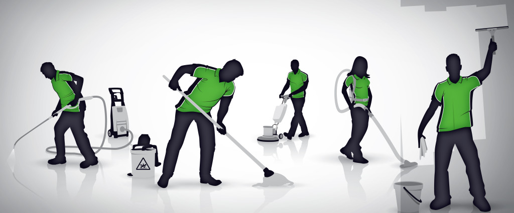 services edmonton office cleaning